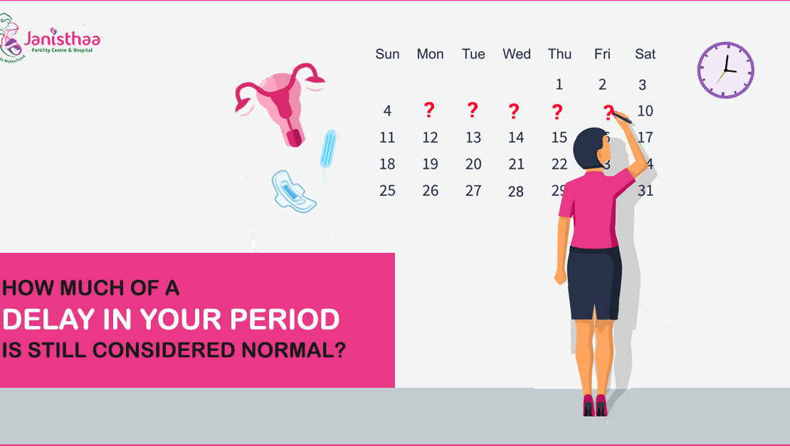 Menstrual Cycle- How Much Period Delay is Normal?
