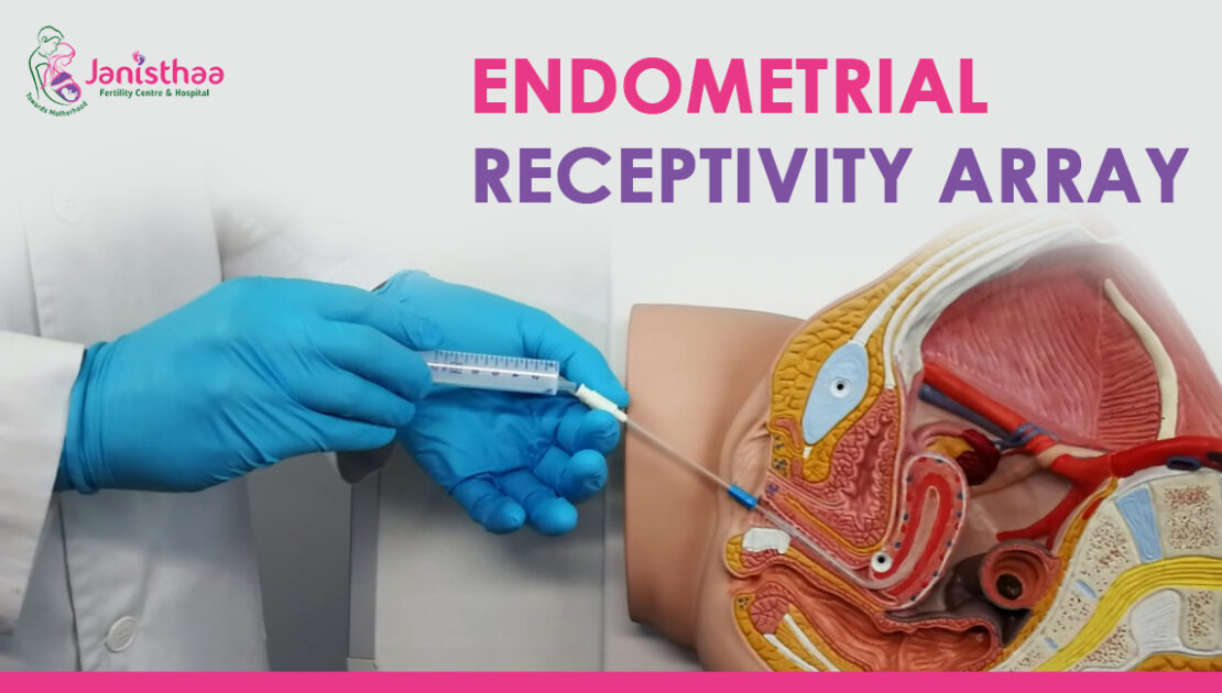 What is ERA (Endometrial Receptivity Array) | What happens during ERA? | Janisthaa Fertility Centre